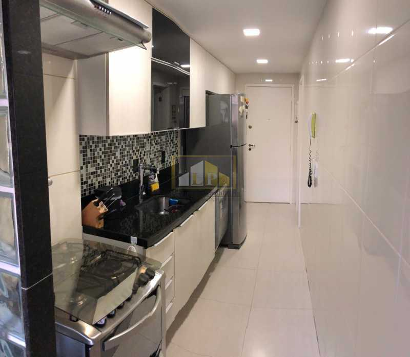 WhatsApp Image 2018-05-17 at 1 - Apartamento imovel a venda 2 quartos na ABM, Bosque Marapendi, Canal de Marapendi, condominio Lyon - LPAP20643 - 18