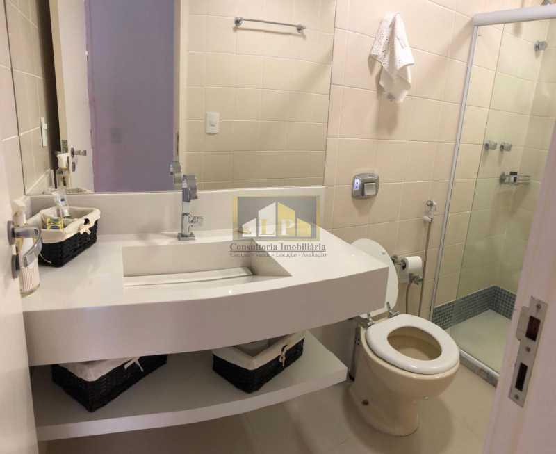 WhatsApp Image 2018-05-17 at 1 - Apartamento imovel a venda 2 quartos na ABM, Bosque Marapendi, Canal de Marapendi, condominio Lyon - LPAP20643 - 20