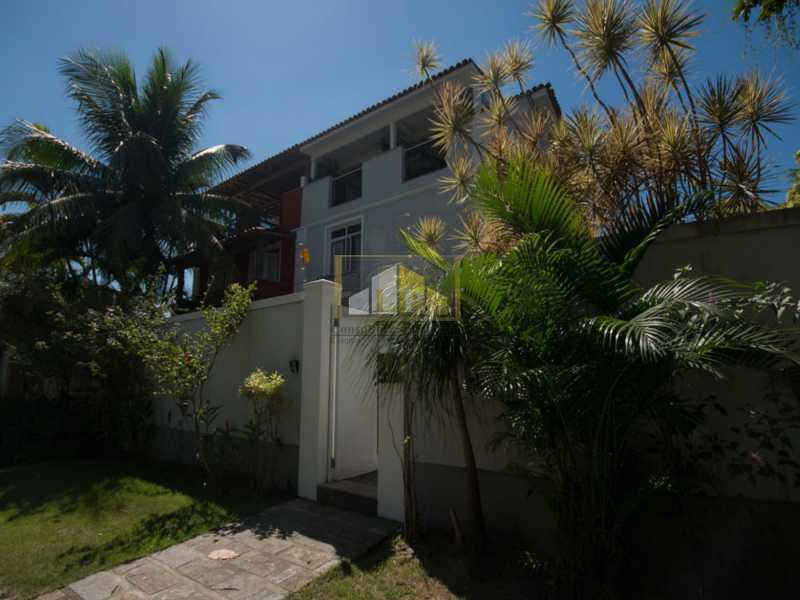 Casa da Barra Esquina -01 - Casa em Condominio Condomínio LIBERTY HOUSE, Avenida Ministro Afrânio Costa,Barra da Tijuca,Rio de Janeiro,RJ À Venda,5 Quartos,255m² - LPCN50019 - 3