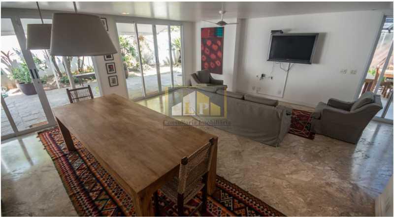 Casa da Barra Esquina -03 - Casa em Condominio Condomínio LIBERTY HOUSE, Avenida Ministro Afrânio Costa,Barra da Tijuca,Rio de Janeiro,RJ À Venda,5 Quartos,255m² - LPCN50019 - 5