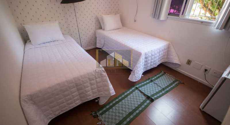 Casa da Barra Esquina -10 - Casa em Condominio Condomínio LIBERTY HOUSE, Avenida Ministro Afrânio Costa,Barra da Tijuca,Rio de Janeiro,RJ À Venda,5 Quartos,255m² - LPCN50019 - 11