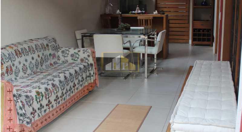 Casa Vermelha -07 - Casa em Condominio Condomínio LIBERTY HOUSE, Avenida Ministro Afrânio Costa,Barra da Tijuca,Rio de Janeiro,RJ À Venda,5 Quartos,245m² - LPCN50020 - 9