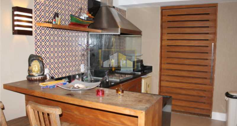 Casa Vermelha -10 - Casa em Condominio Condomínio LIBERTY HOUSE, Avenida Ministro Afrânio Costa,Barra da Tijuca,Rio de Janeiro,RJ À Venda,5 Quartos,245m² - LPCN50020 - 11