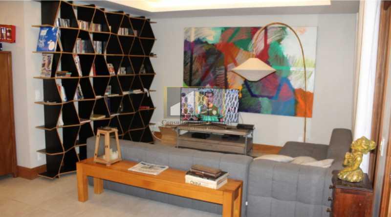 Casa Vermelha -14 - Casa em Condominio Condomínio LIBERTY HOUSE, Avenida Ministro Afrânio Costa,Barra da Tijuca,Rio de Janeiro,RJ À Venda,5 Quartos,245m² - LPCN50020 - 14