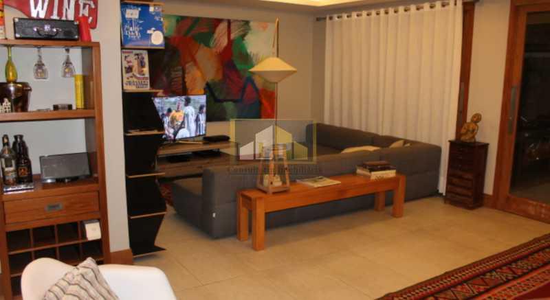Casa Vermelha -15 - Casa em Condominio Condomínio LIBERTY HOUSE, Avenida Ministro Afrânio Costa,Barra da Tijuca,Rio de Janeiro,RJ À Venda,5 Quartos,245m² - LPCN50020 - 15