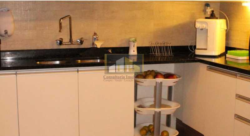 Casa Vermelha -20 - Casa em Condominio Condomínio LIBERTY HOUSE, Avenida Ministro Afrânio Costa,Barra da Tijuca,Rio de Janeiro,RJ À Venda,5 Quartos,245m² - LPCN50020 - 20