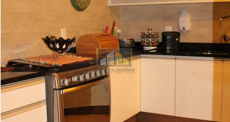 Casa Vermelha -21 - Casa em Condominio Condomínio LIBERTY HOUSE, Avenida Ministro Afrânio Costa,Barra da Tijuca,Rio de Janeiro,RJ À Venda,5 Quartos,245m² - LPCN50020 - 21