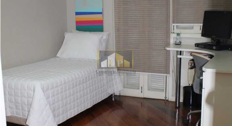 Casa Vermelha -23 - Casa em Condominio Condomínio LIBERTY HOUSE, Avenida Ministro Afrânio Costa,Barra da Tijuca,Rio de Janeiro,RJ À Venda,5 Quartos,245m² - LPCN50020 - 23