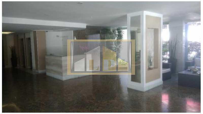 khf - apto a venda na ABM Canal de Marapendi Bosque Marapendi Proximo ao metro - LPAP10211 - 4