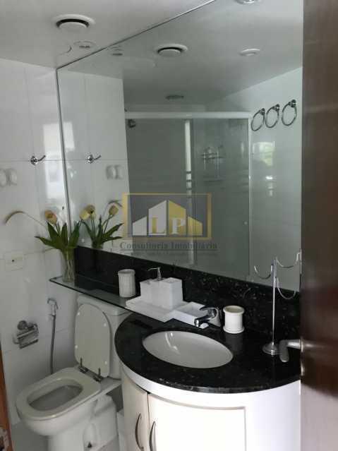 WhatsApp Image 2018-07-19 at 2 - Apartamento 1 quarto à venda Barra da Tijuca, Rio de Janeiro - R$ 630.000 - LPAP10214 - 4