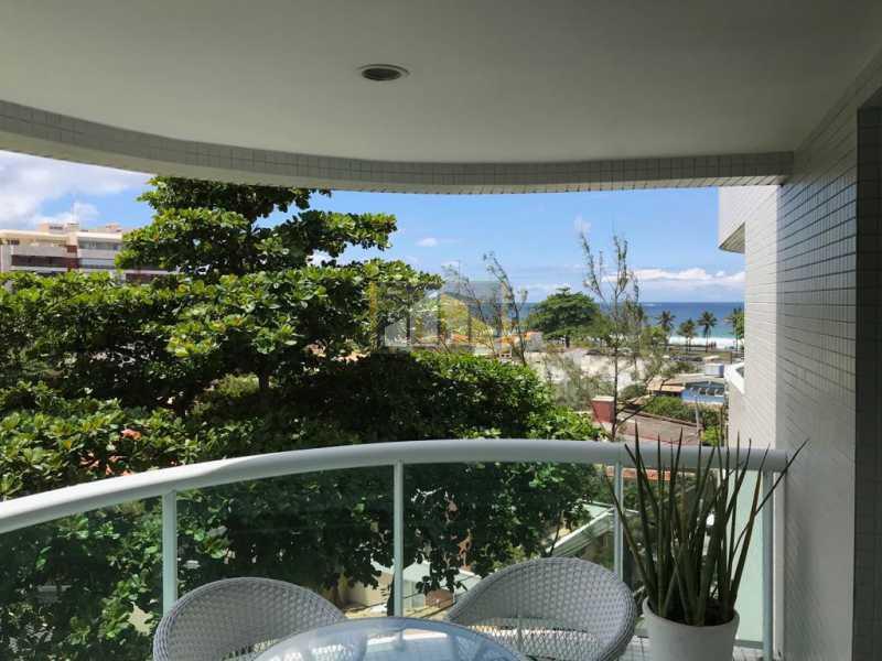 WhatsApp Image 2018-07-19 at 2 - Apartamento Condomínio GRAN NOBILE, Avenida Lúcio Costa,Barra da Tijuca, Rio de Janeiro, RJ À Venda, 1 Quarto, 55m² - LPAP10214 - 3
