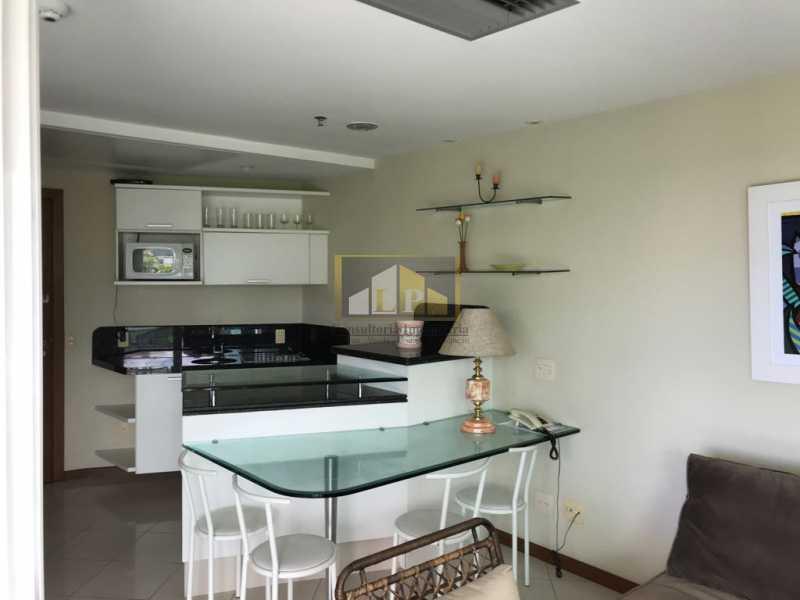 WhatsApp Image 2018-07-19 at 2 - Apartamento 1 quarto à venda Barra da Tijuca, Rio de Janeiro - R$ 630.000 - LPAP10214 - 17