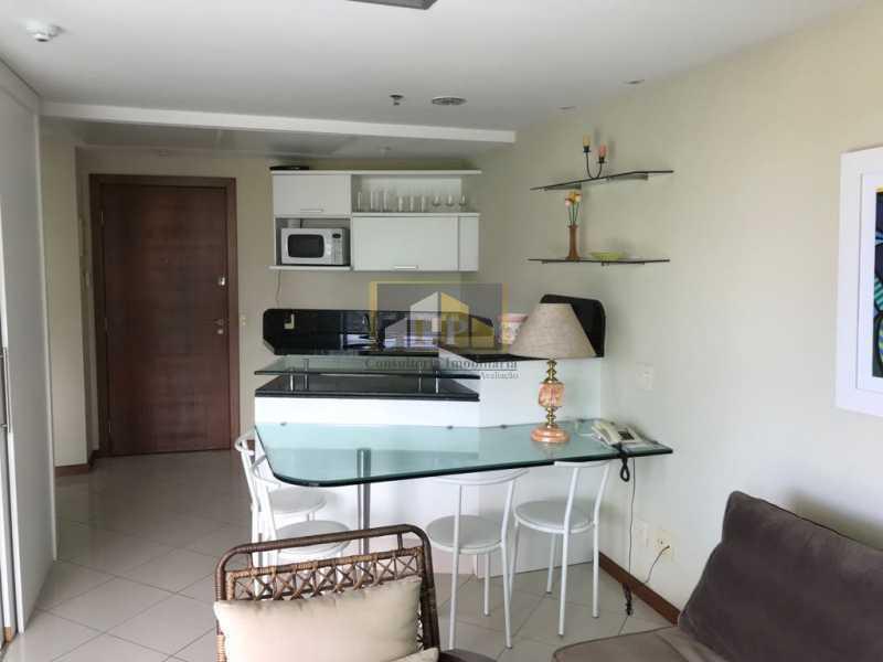 WhatsApp Image 2018-07-19 at 2 - Apartamento 1 quarto à venda Barra da Tijuca, Rio de Janeiro - R$ 630.000 - LPAP10214 - 19