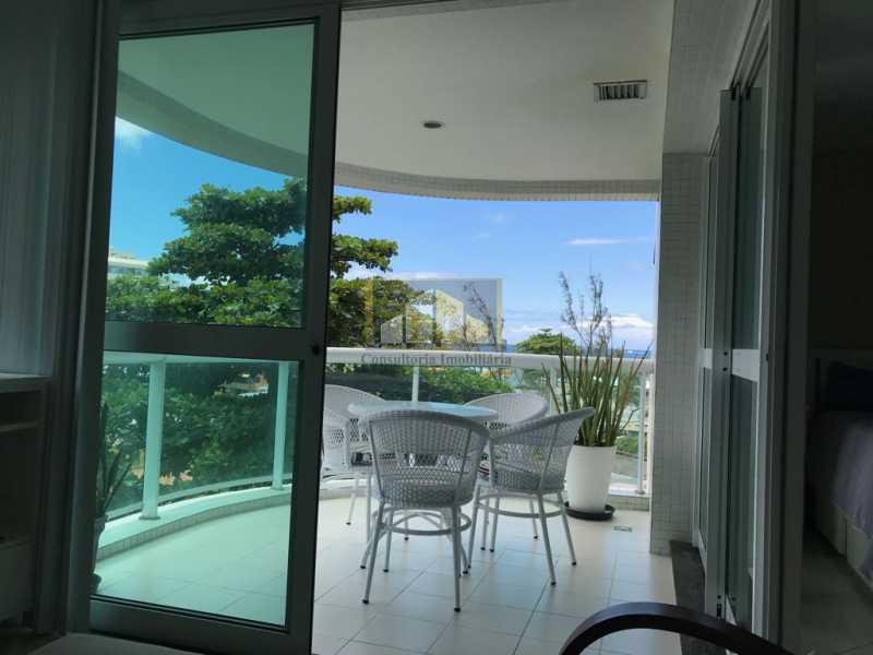 WhatsApp Image 2018-07-19 at 2 - Apartamento Condomínio GRAN NOBILE, Avenida Lúcio Costa,Barra da Tijuca, Rio de Janeiro, RJ À Venda, 1 Quarto, 55m² - LPAP10214 - 8