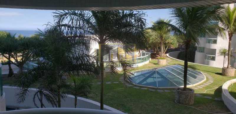 662815001929425 - Apartamento Condomínio GRAN NOBILE, Avenida Lúcio Costa,Barra da Tijuca, Rio de Janeiro, RJ À Venda, 1 Quarto, 52m² - LPAP10217 - 1