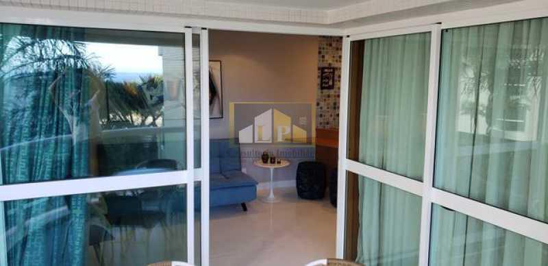 664815006411540 - Apartamento Condomínio GRAN NOBILE, Avenida Lúcio Costa,Barra da Tijuca, Rio de Janeiro, RJ À Venda, 1 Quarto, 52m² - LPAP10217 - 10