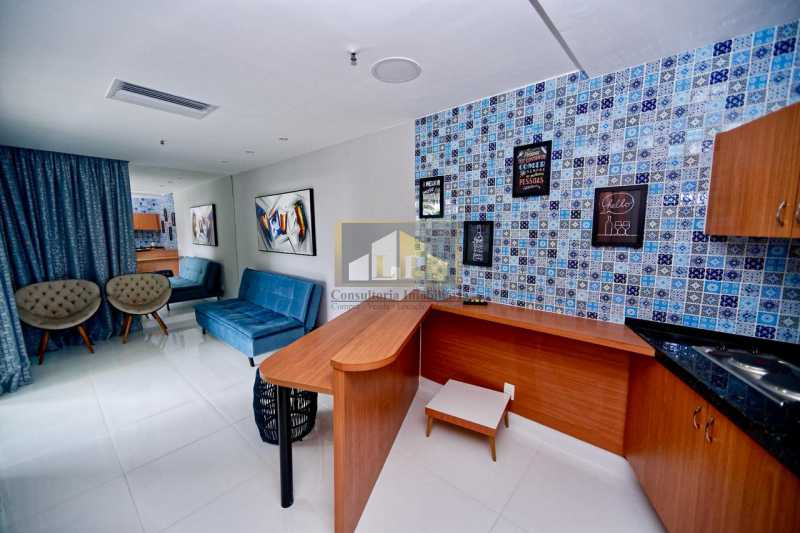 WhatsApp Image 2019-06-12 at 1 - Apartamento Condomínio GRAN NOBILE, Avenida Lúcio Costa,Barra da Tijuca, Rio de Janeiro, RJ À Venda, 1 Quarto, 52m² - LPAP10217 - 18