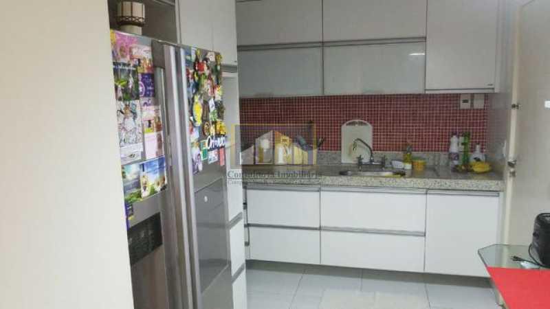 490806031249435 - Apartamento Para Venda ou Aluguel no Condomínio JARDIM OCEANICO - Barra da Tijuca - Rio de Janeiro - RJ - LPAP30279 - 9