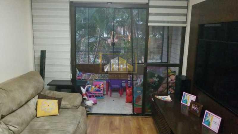 491806037821755 - Apartamento Para Venda ou Aluguel no Condomínio JARDIM OCEANICO - Barra da Tijuca - Rio de Janeiro - RJ - LPAP30279 - 1