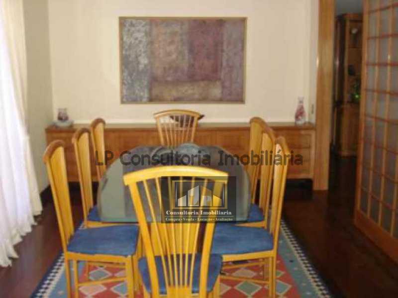 149_G1422119024 - Apartamento imovel, a venda condomínio Golden Green, Av. Lucio Costa (Sernambetiba). Posto 5 - LPAP40011 - 4