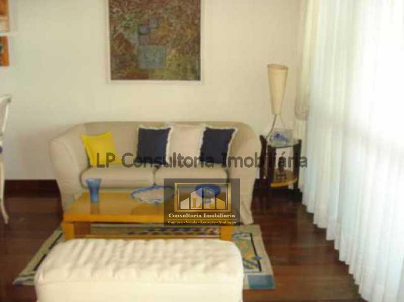149_G1422119032 - Apartamento imovel, a venda condomínio Golden Green, Av. Lucio Costa (Sernambetiba). Posto 5 - LPAP40011 - 3