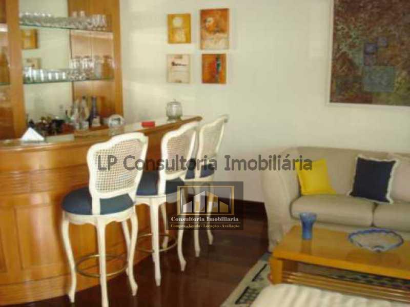 149_G1422119038 - Apartamento imovel, a venda condomínio Golden Green, Av. Lucio Costa (Sernambetiba). Posto 5 - LPAP40011 - 5