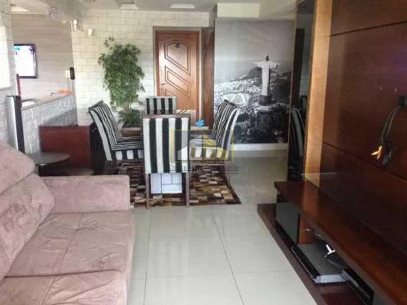 img29 - Apartamento 2 quartos à venda Barra da Tijuca, Rio de Janeiro - R$ 950.000 - LPAP20728 - 9