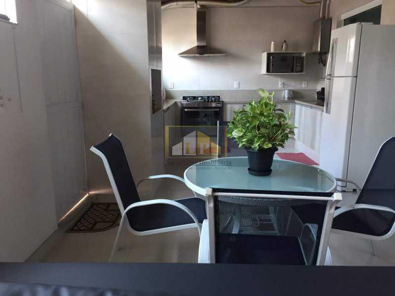 IMG-20181213-WA0036 - Casa À Venda no Condomínio LIBERTY HOUSE - Barra da Tijuca - Rio de Janeiro - RJ - LPCN40024 - 14