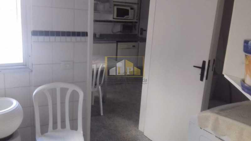 IMG-20181217-WA0062 - Apartamento Condomínio JARDIM OCEANICO, Barra da Tijuca,Rio de Janeiro,RJ À Venda,3 Quartos,169m² - LPAP30320 - 13