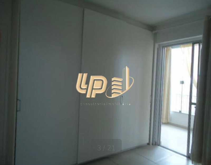 PHOTO-2019-10-11-10-01-54_2 - Apartamento À Venda no Condomínio PARQUE DAS ROSAS - Barra da Tijuca - Rio de Janeiro - RJ - LPAP20793 - 4