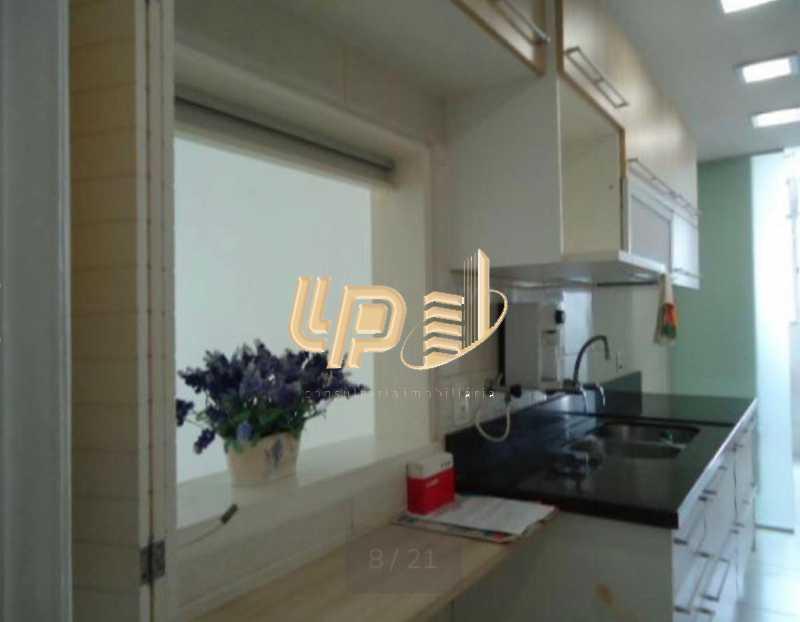 PHOTO-2019-10-11-10-01-54_7 - Apartamento À Venda no Condomínio PARQUE DAS ROSAS - Barra da Tijuca - Rio de Janeiro - RJ - LPAP20793 - 9