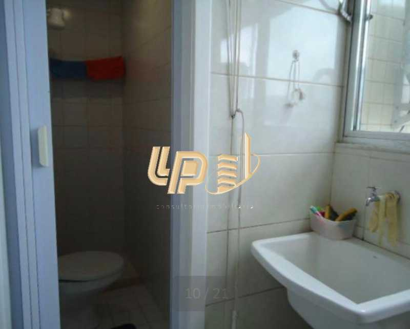 PHOTO-2019-10-11-10-01-54_9 - Apartamento À Venda no Condomínio PARQUE DAS ROSAS - Barra da Tijuca - Rio de Janeiro - RJ - LPAP20793 - 11