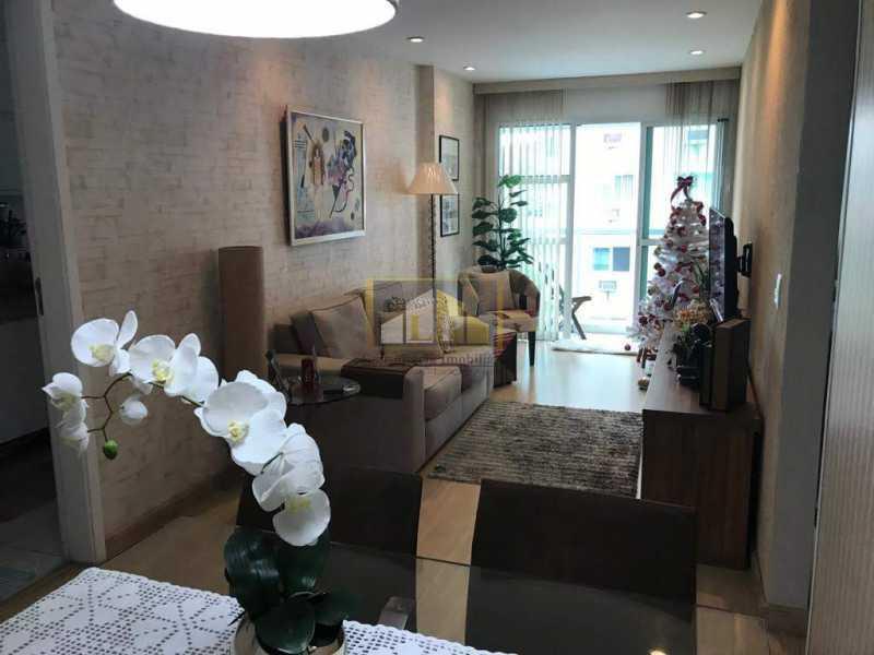 IMG-20190105-WA0021 - Apartamento 2 quartos à venda Barra da Tijuca, Rio de Janeiro - R$ 720.000 - LPAP20796 - 4