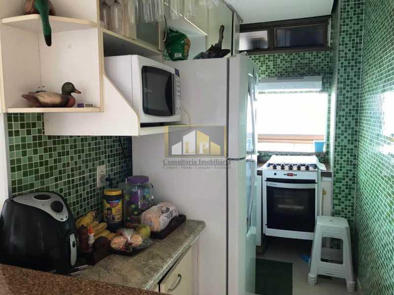 IMG-20190106-WA0046 - Apartamento À Venda no Condomínio LA RESERVE - Barra da Tijuca - Rio de Janeiro - RJ - LPAP20797 - 20