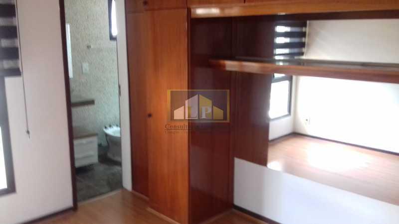 10 - Apartamento À Venda no Condomínio ABM - Barra da Tijuca - Rio de Janeiro - RJ - LPAP20802 - 9