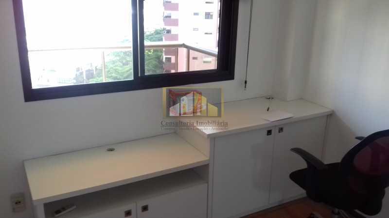 14 - Apartamento À Venda no Condomínio ABM - Barra da Tijuca - Rio de Janeiro - RJ - LPAP20802 - 13