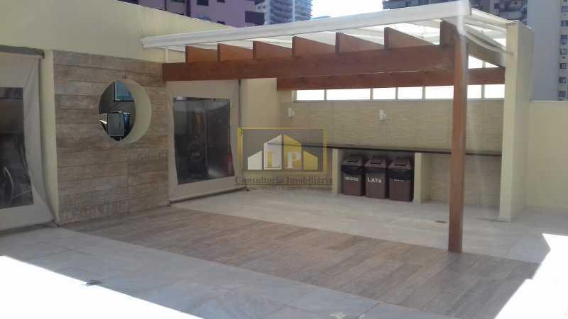 19 - Apartamento À Venda no Condomínio ABM - Barra da Tijuca - Rio de Janeiro - RJ - LPAP20802 - 18