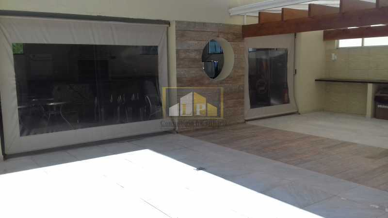 20 - Apartamento À Venda no Condomínio ABM - Barra da Tijuca - Rio de Janeiro - RJ - LPAP20802 - 19