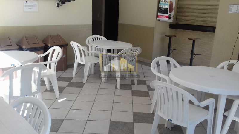 25 - Apartamento À Venda no Condomínio ABM - Barra da Tijuca - Rio de Janeiro - RJ - LPAP20802 - 25