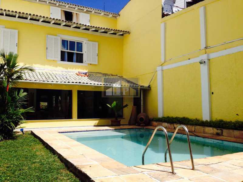 01 - Casa Avenida Gilberto Amado,Barra da Tijuca,Rio de Janeiro,RJ À Venda,4 Quartos,440m² - LPCA40021 - 3