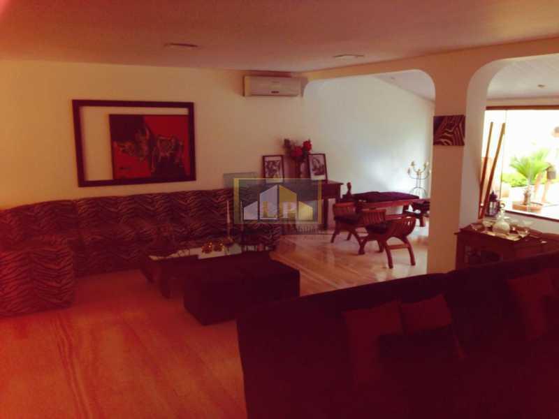 05 - Casa Avenida Gilberto Amado,Barra da Tijuca,Rio de Janeiro,RJ À Venda,4 Quartos,440m² - LPCA40021 - 6
