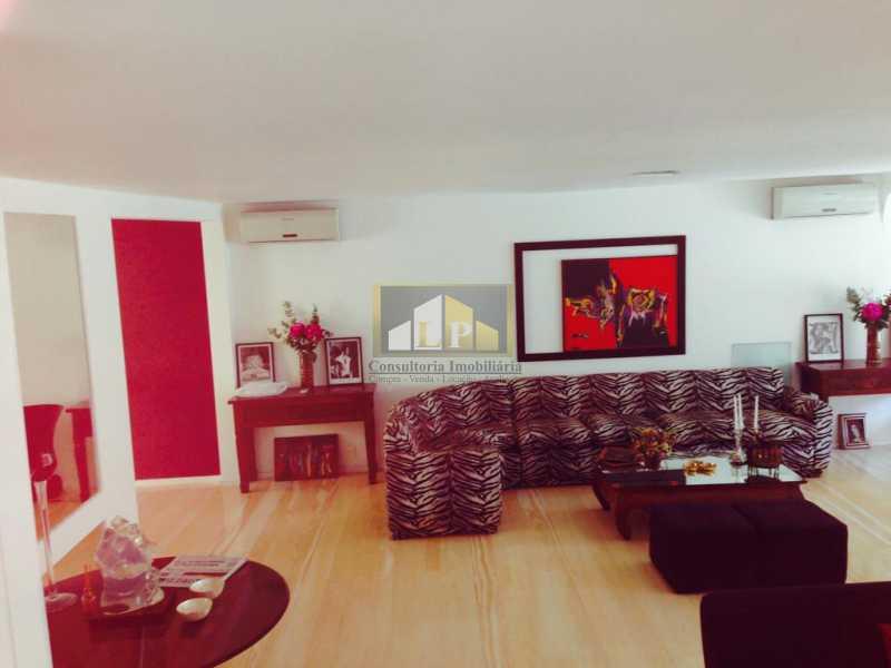 06 - Casa Avenida Gilberto Amado,Barra da Tijuca,Rio de Janeiro,RJ À Venda,4 Quartos,440m² - LPCA40021 - 7