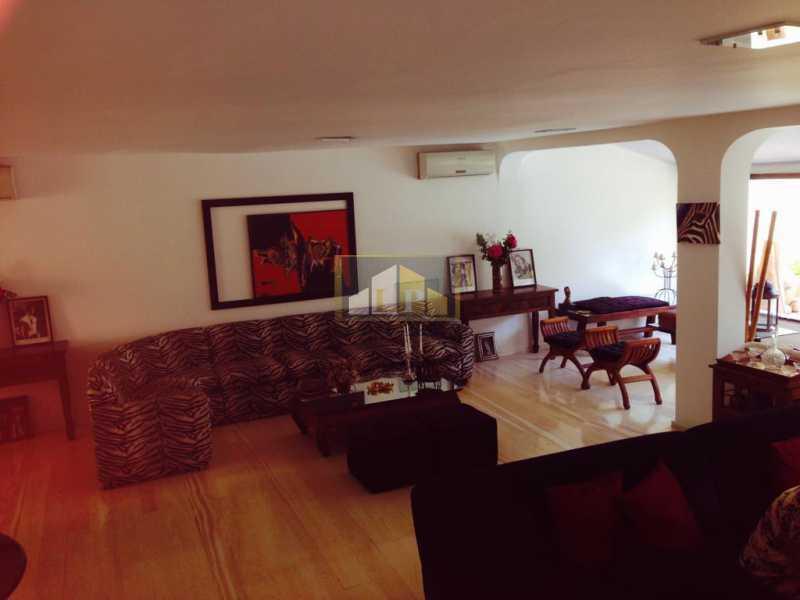 07 - Casa Avenida Gilberto Amado,Barra da Tijuca,Rio de Janeiro,RJ À Venda,4 Quartos,440m² - LPCA40021 - 8