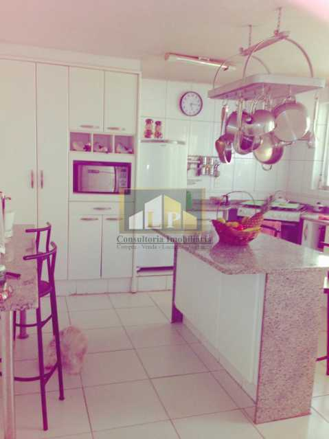 11 - Casa Avenida Gilberto Amado,Barra da Tijuca,Rio de Janeiro,RJ À Venda,4 Quartos,440m² - LPCA40021 - 12