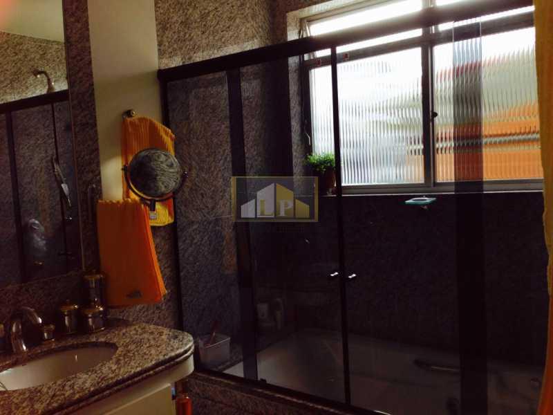 12 - Casa Avenida Gilberto Amado,Barra da Tijuca,Rio de Janeiro,RJ À Venda,4 Quartos,440m² - LPCA40021 - 13