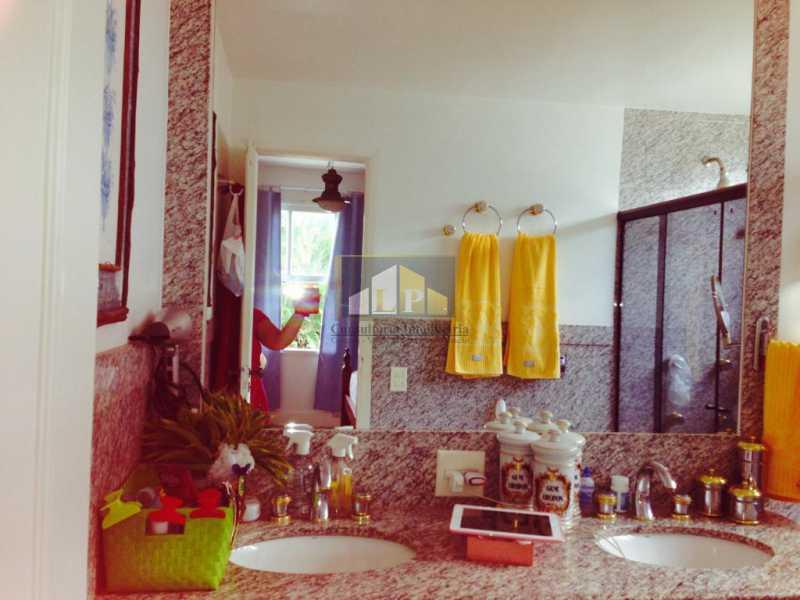 13 - Casa Avenida Gilberto Amado,Barra da Tijuca,Rio de Janeiro,RJ À Venda,4 Quartos,440m² - LPCA40021 - 14