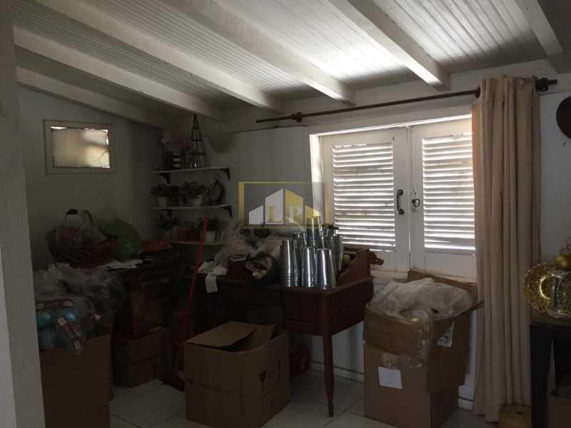 18 - Casa Avenida Gilberto Amado,Barra da Tijuca,Rio de Janeiro,RJ À Venda,4 Quartos,440m² - LPCA40021 - 19