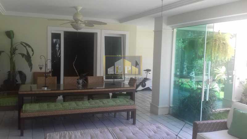 08 - casas a venda na barra da tijuca - LPCN70003 - 9