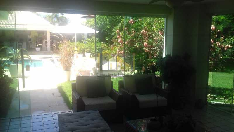 16 - casas a venda na barra da tijuca - LPCN70003 - 17