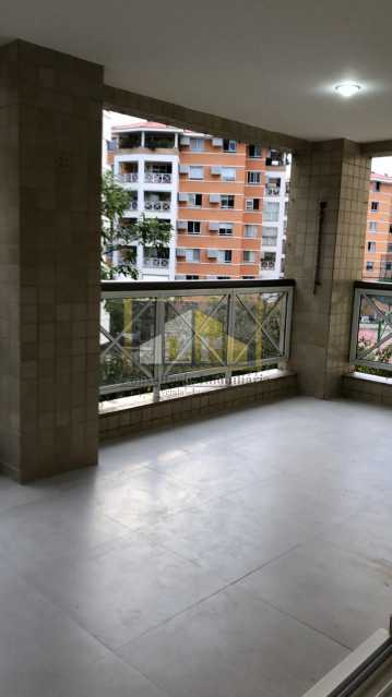 01 - apartamentos para locação na barra da tijuca - LPAP30335 - 1